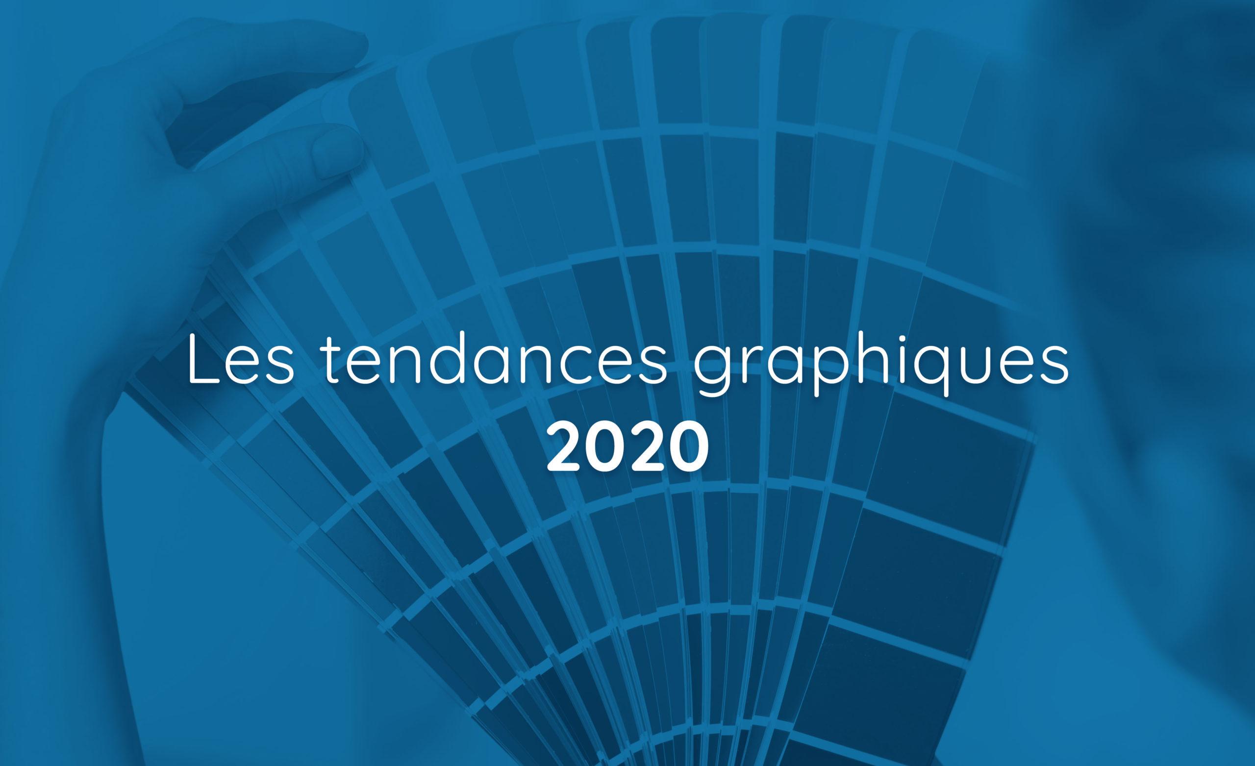 Les Tendances Graphiques En 2020 Classe 7 Communication